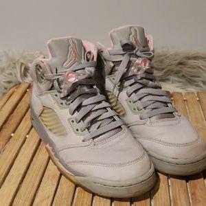 Nike Air Jordan 5 V basketball high tops